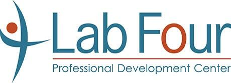 Lab Four Professional Development Center logo