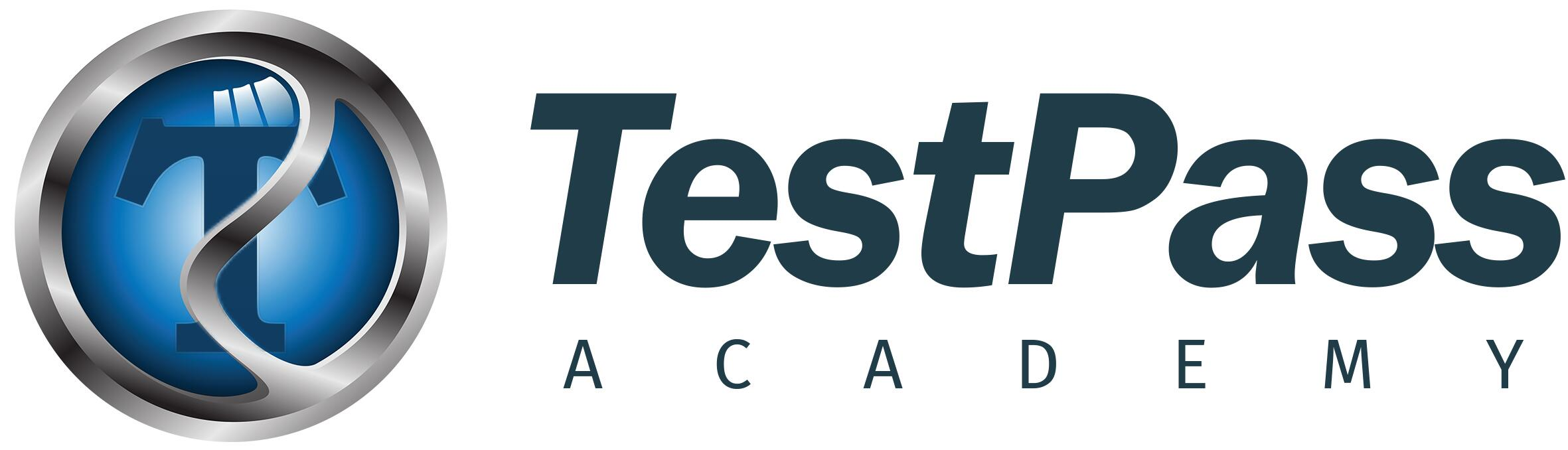 Test_Pass_Training_logo