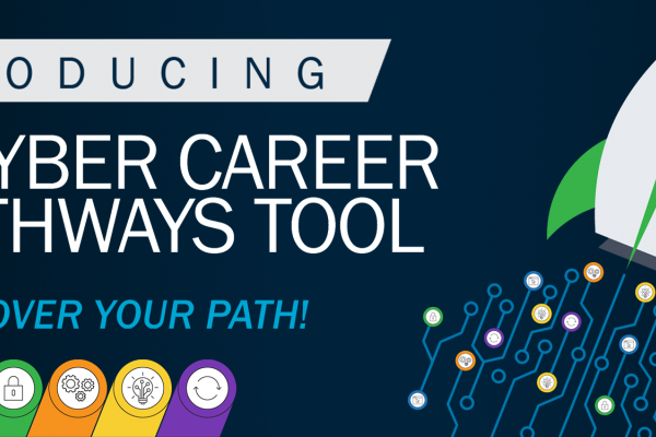 Introducing The Cyber Career Pathways Tool! Discover Your Path