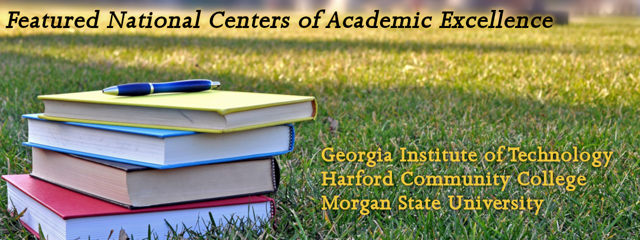 Featured National Centers of Academic Excellence
