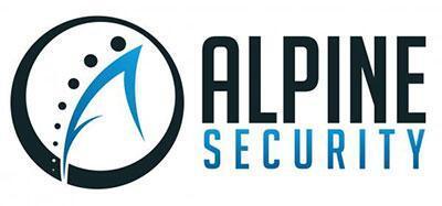 Alpine Security logo