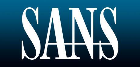 SANS Institute Logo